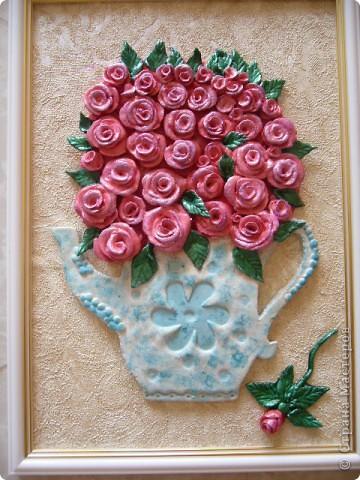 спасибо мастерицам за подробные МК! с удовольствием слепила свои розы!