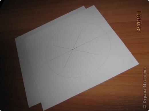 Бумажный туннель - палочка-выручалочка  для любой выставки или мероприятия. Получается красиво,интересно и делать с детьми не очень сложно.Мне вот только не очень нравились боковины гармошкой,поэтому я их видоизменила.   Покажу,как это сделать. фото 5
