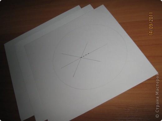 Бумажный туннель - палочка-выручалочка  для любой выставки или мероприятия. Получается красиво,интересно и делать с детьми не очень сложно.Мне вот только не очень нравились боковины гармошкой,поэтому я их видоизменила.   Покажу,как это сделать. фото 6