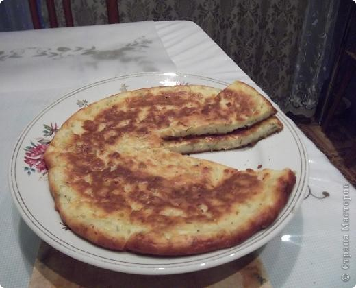 Я бы назвала хачапури ленивые, рецепт взят с какого-то кулинарного сайта. фото 1