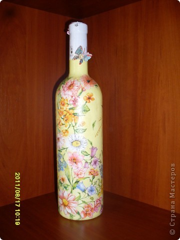 Летняя бутылка фото 4