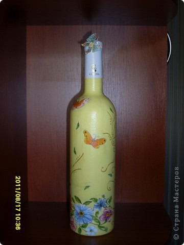 Летняя бутылка фото 5