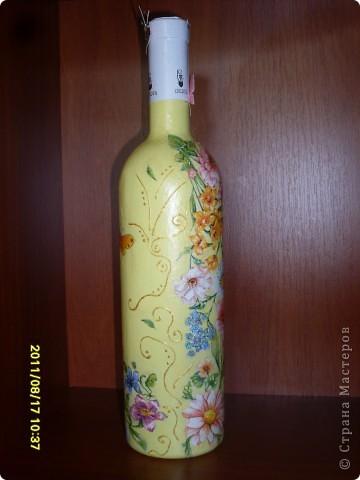 Летняя бутылка фото 6