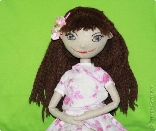 куколка Карина фото 1