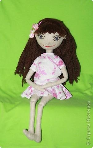 куколка Карина фото 2