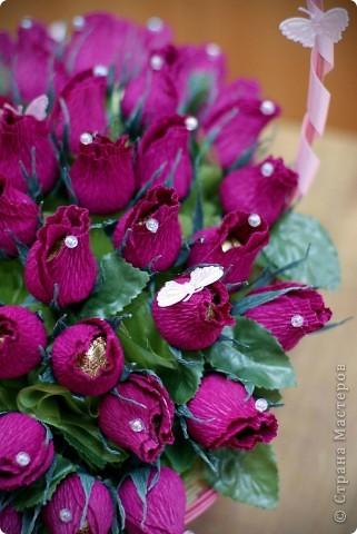 50 роз на пятидесятилетний юбилей! фото 2