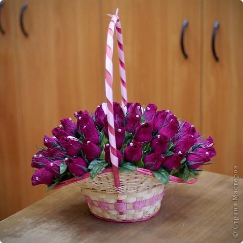 50 роз на пятидесятилетний юбилей! фото 1