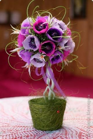 50 роз на пятидесятилетний юбилей! фото 7