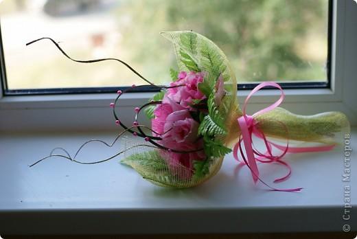 50 роз на пятидесятилетний юбилей! фото 10