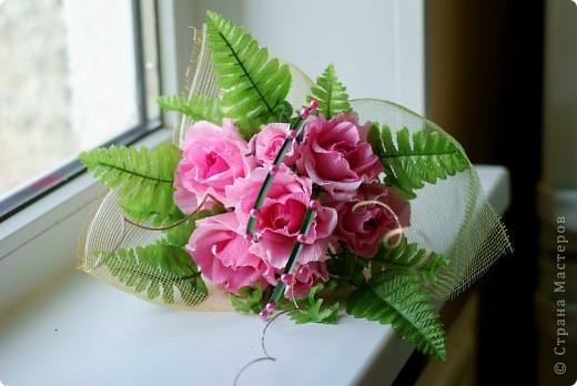 50 роз на пятидесятилетний юбилей! фото 11
