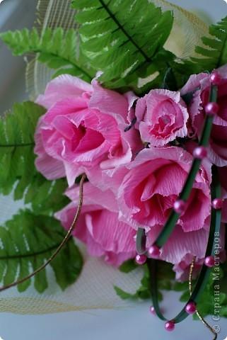 50 роз на пятидесятилетний юбилей! фото 12