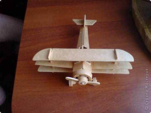 Модель самолета Ньюпорт - 17 фото 6