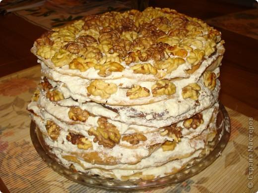 Конечно у каждой хозяйки есть свои 2-3 рецепта торта, кекса или десерта, которые получаются всегда. Вот и у меня есть такой рецепт торта «Наполеон».  фото 4