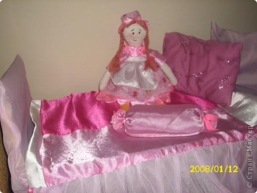 Кукла для моей дочурки фото 2