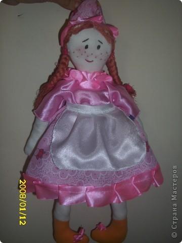 Кукла для моей дочурки фото 3
