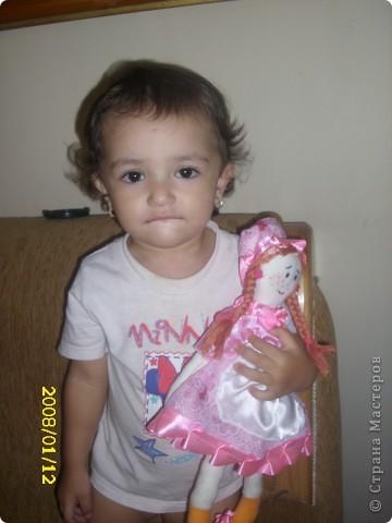 Кукла для моей дочурки фото 4