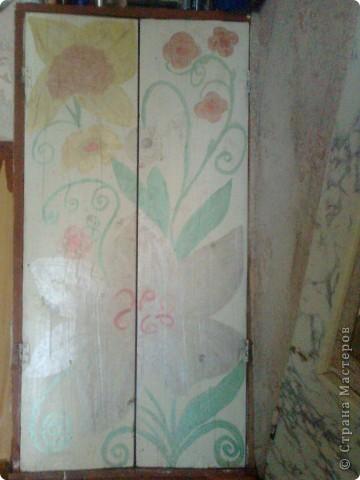 Люблю уют в доме. Стараюсь из ничего украсить свой интерьер. Это неверная моя первая работа. Но почему то самая любимая. Узнаете, лист  с какого растения? фото 9