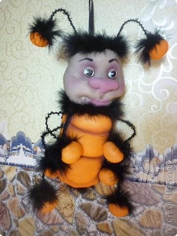 насмотрелась на гусеничек в стране и не удержалась... фото 2