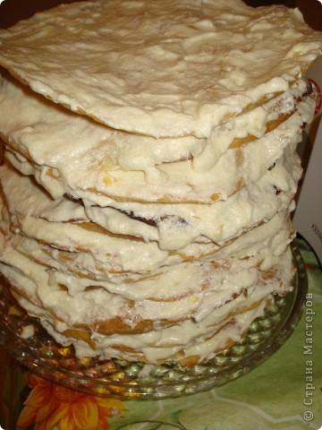 Конечно у каждой хозяйки есть свои 2-3 рецепта торта, кекса или десерта, которые получаются всегда. Вот и у меня есть такой рецепт торта «Наполеон».  фото 3