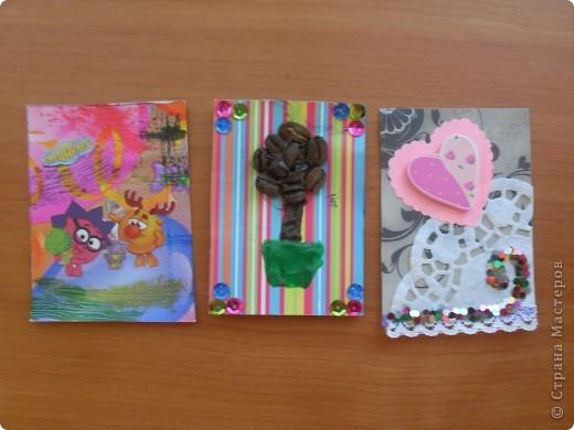 разные карточки 1- 2- 3-  фото 1