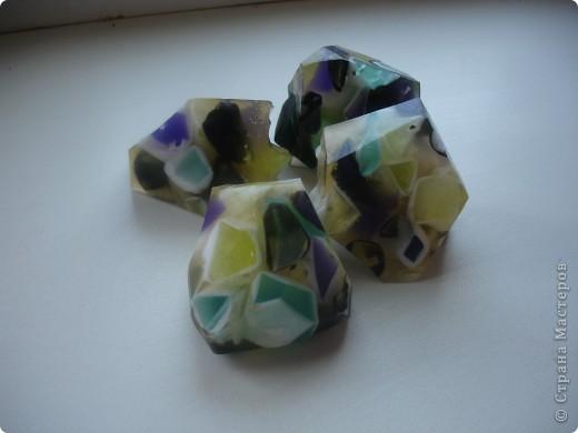 мои первые камни