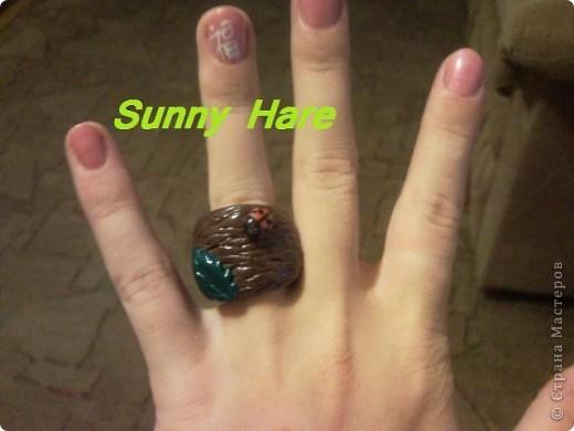 эффект камня. есть такое-же кольцо фото 2