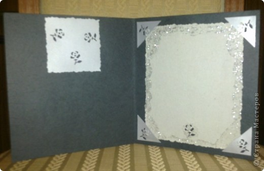 гАтичная открыточка >__< фото 4