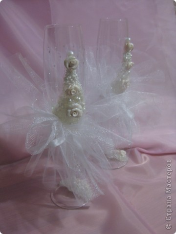 Первая работа на свадебную тематику. фото 4