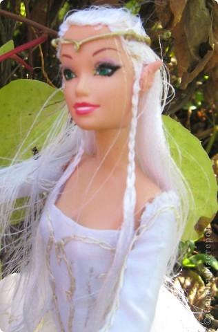 Знакомьтесь- Это моя эльфийка по имени Элэниэль фото 3