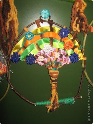 Здравствуйте, жители Страны Мастеров. Меня очень впечатлили деревца, которые Татьяна Николаевна и девочки-пчелочки делали этим летом. Решила попробовать сделать их со своими ребятами-уже третьеклассниками. Вот  такие замечательные работы у нас получились. Приглашаю всех полюбоваться. фото 6