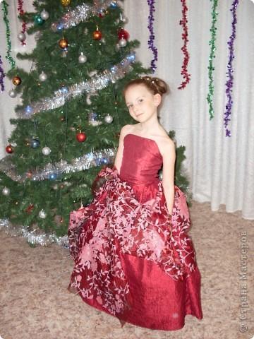 Шила к прошлому новому году, решила похвастаться, жалко что только один раз одели, теперь ей новое подавай, ох уж эти девчонки))))) фото 2