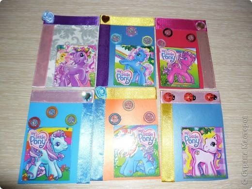 """Доброго времени суток всем жителям СМ.Представляю вашему вниманию серию карточек АТС """"My little pony"""".Они были сделаны для друзей. По одной выкладывать не буду."""