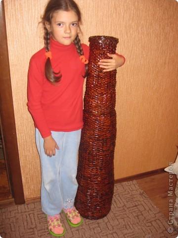 вазочка с цветочком фото 5