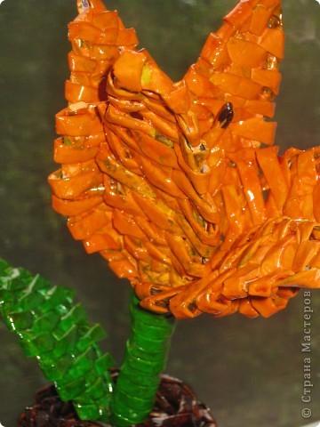 вазочка с цветочком фото 2