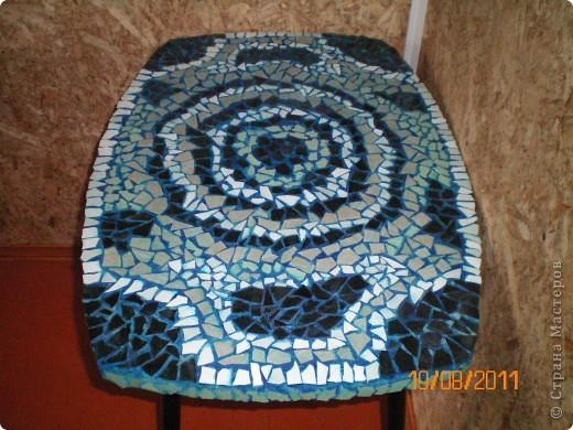 новый столик из сороколетнего столика фото 3