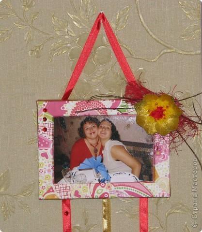 Еще один подарочный комплект ()рамочка + открытка фото 2