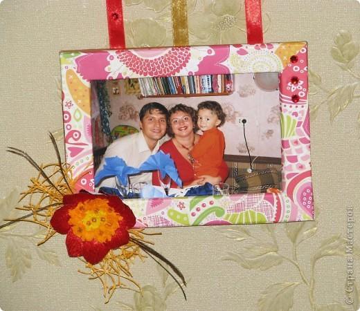 Еще один подарочный комплект ()рамочка + открытка фото 4