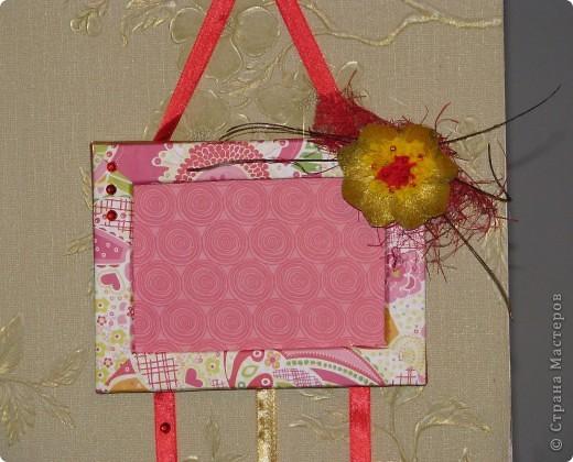 Еще один подарочный комплект ()рамочка + открытка фото 6