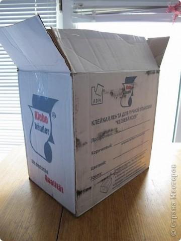 Я решила, что подруге явно не хватает в хозяйстве коробки для рукоделия. То, что это будет именно коробка, я решила точно, но вот какая она будет - долго перебирала варианты. В итоге вот что вышло.  Расскажу по этапно, может, кому пригодится)) фото 2