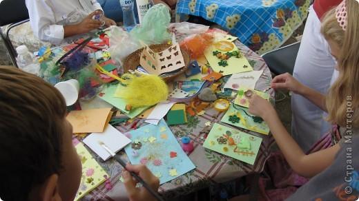 """Фестиваль искусств """"другой взгляд""""- Этот фестиваль был организован молодыми людьми с разным творческим идеи .Прекрасно настроение, много музыки и, в основном радость детям, каторые знакомили с искусством фото 14"""