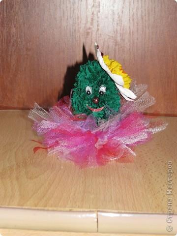 Сладкая парочка из Мексики (кактусы, торцевание) фото 5