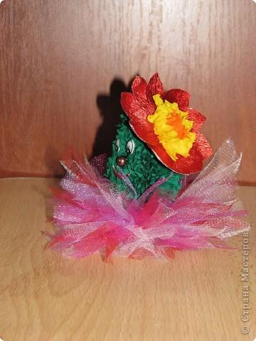 Сладкая парочка из Мексики (кактусы, торцевание) фото 6