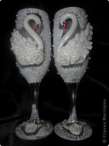 За МК лебедей огромное спасибо Валентинке Порчелли фото 1