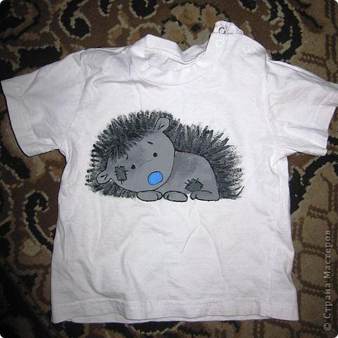 футболка для племянницы фото 1