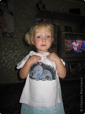 футболка для племянницы фото 2