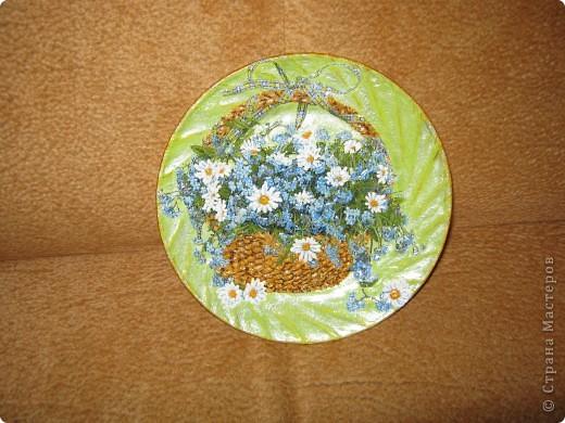 Тарелочки для подруги фото 1
