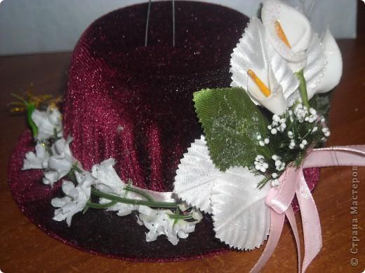 А вот и моя шляпка фото 1