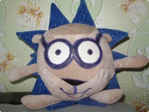 Подушка Ёжик фото 1