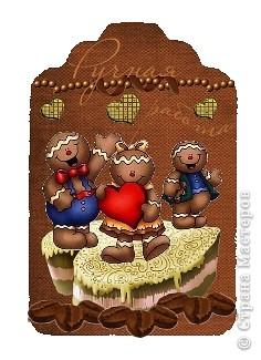 Бирочки для игрушек  Новогодние  фото 17
