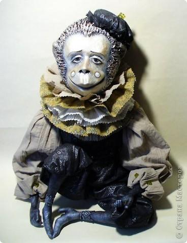 обезьяна-мыслитель фото 2